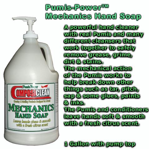 Composiclean Mechanics Hand Soap
