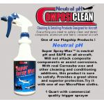 Composiclean Spray Wax - 3.75ltr