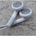 Earphones - White