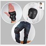 Elbow Knee and Wrist Protector Kit