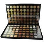 Warm Pro 120 Full Color Eyeshadow Set