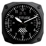 "Instrument Wall Clocks 6.5"" - Altimeter"