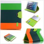 Ipad Mini 2 Colourful Striped Case