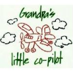 Little Co-pilot T-Shirt - Dads