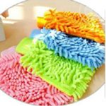 Microfiber Chenille Washing Glove