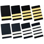 Pilot Epaulettes - 1 to 4 bar