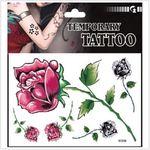 Temporary Tattoo - Roses