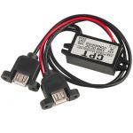 USB Individual Panel Mount
