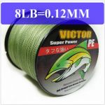 Fishing Line Braided Victor Brand