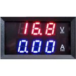 Voltmeter Ammeter Dual Display Digital LED