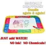 Water Drawing Board
