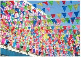 Barrier Flags