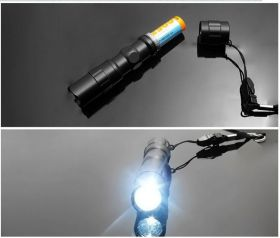 Mini Led Cree T6 Waterproof Flashlight