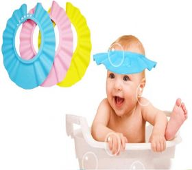 Baby Hair Wash Guard