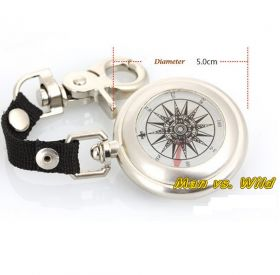 Compass with Belt Clip