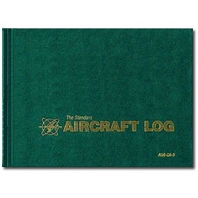 Aircraft Maintenance Log Book