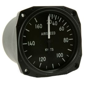 Airspeed Indicator 20-140 knots