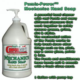 Composiclean Mechanics Hand Soap