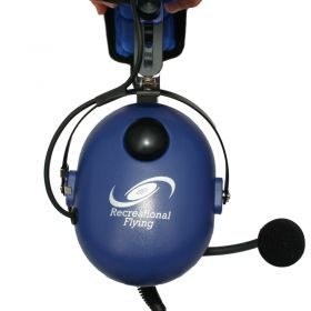 Recreational Flying Headset