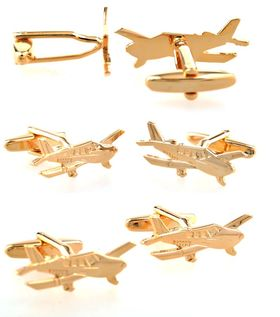 Cuff Links - Aircraft