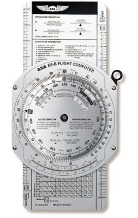 E6B ASA Metal Nav Computer